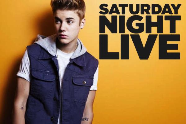 Bieber SNL