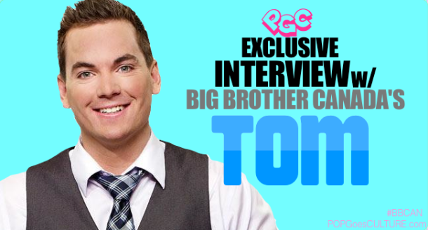 'Big Brother Canada': Tom