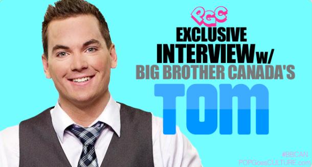 'Big Brother Canada': Tom