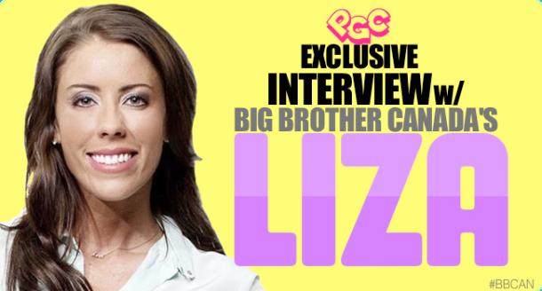 BIG BROTHER CANADA: LIZA