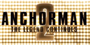 Anchorman 2 logo