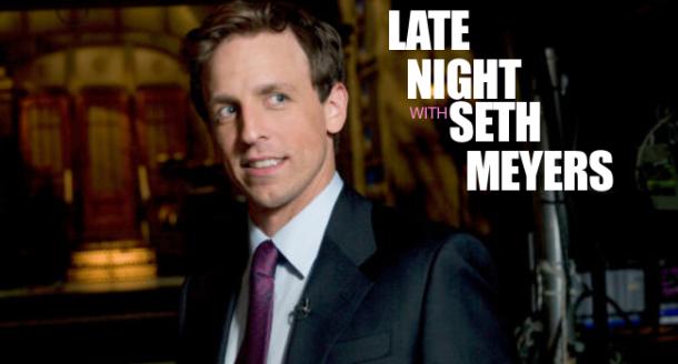 Late Night w/ Seth Meyers