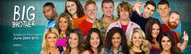 'BIG BROTHER 15' CAST