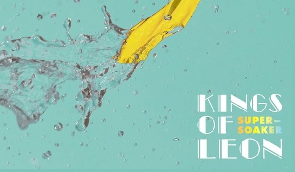 Kings Of Leon Super Soaker