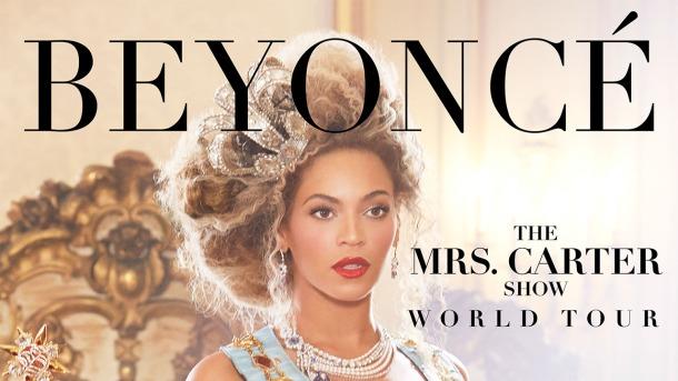 Beyoncé: Mrs.Carter Show