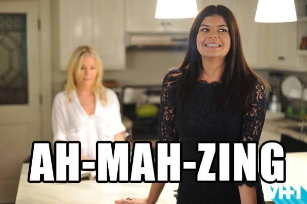 Happy Endings: AH-MAH-ZING!