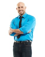 Andrew Gordon Age: 27 Hometown: Calgary, AB Occupation: Restaurant Manager