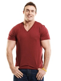 Kyle Shore Age: 24 Hometown: Porter's Lake, NS Occupation: Personal training and picking up the ladies downtown. It might as well be an occupation.