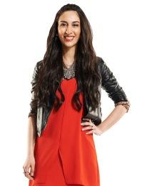 Neda Kalantar Age: 22 Hometown: Vancouver, BC Occupation: Freelance fashion stylist