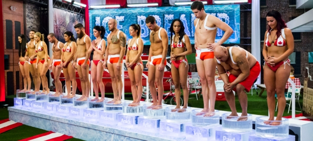 BBCAN S2: 1st HOH Competition