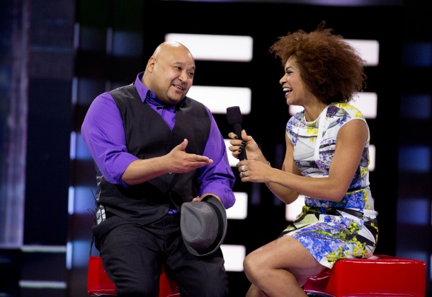 Host Arisa Cox, sits down with Paul to see what's on his mind, post eviction.