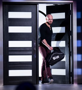 Andrew  is evicted from 'Big Brother Canada' house Photo by Mark O'Neill