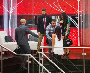 """Arlie is one of the first five houseguests to enter the 'Big Brother Canada' house. This would later be known as the """"First Five"""" Alliance."""