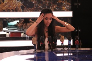 Neda nominates two houseguests for eviction on Big Brother Canada  Photo by Kyle Richmond