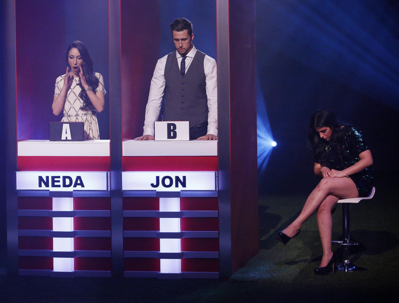 Neda and jon dating advice