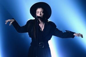 Lorde/ Billboard