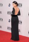 Selena Gomez rocks the red carpet prior to the awards show.